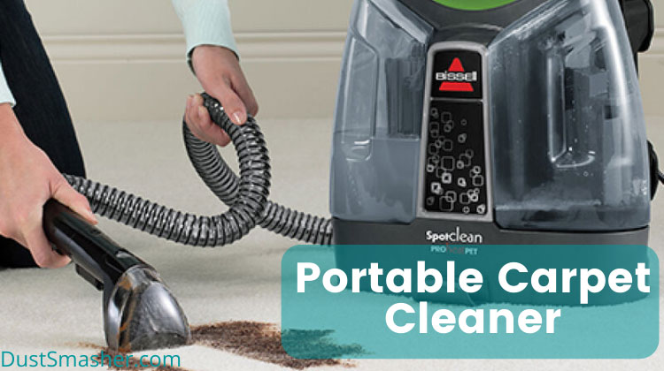 Best Portable Carpet Cleaner Review: Our Top Picks