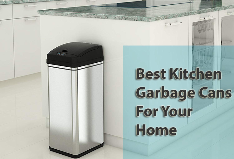 The 7 Best Kitchen Garbage Cans For Your Home – Dust Smasher
