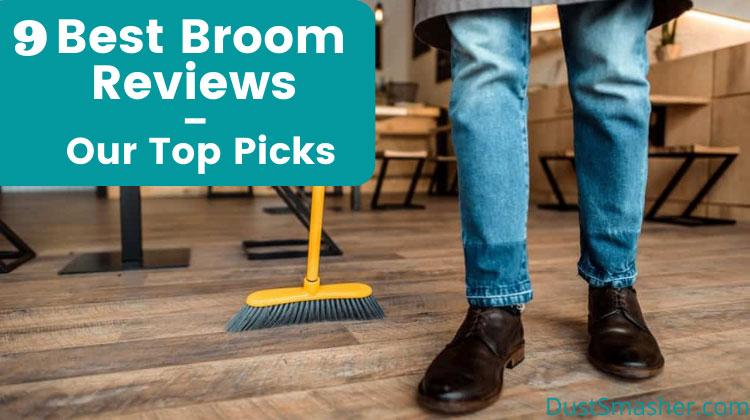 Best Broom Reviews – Our Top Picks